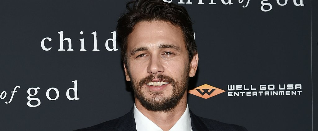 James Franco Reveals the First Look at His Controversial New Role