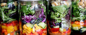 25 Mason-Jar Salad Recipes to Make Co-Workers Jealous
