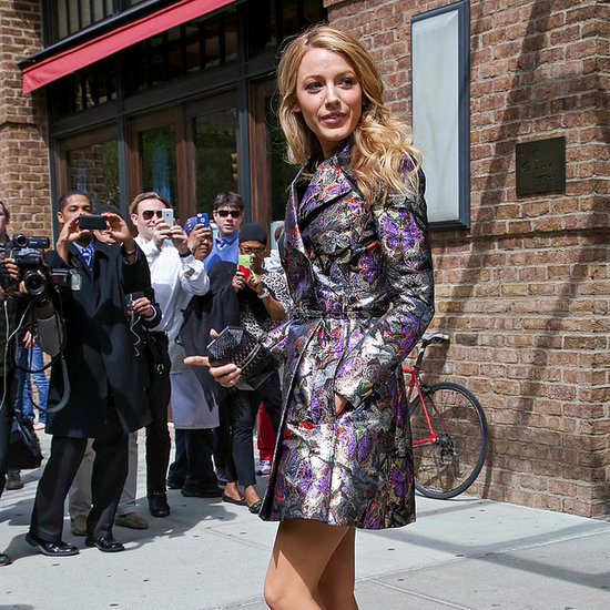 Stars Wearing Valentino Butterfly Print
