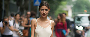Is Going Braless the Next Big Street Style Trend?