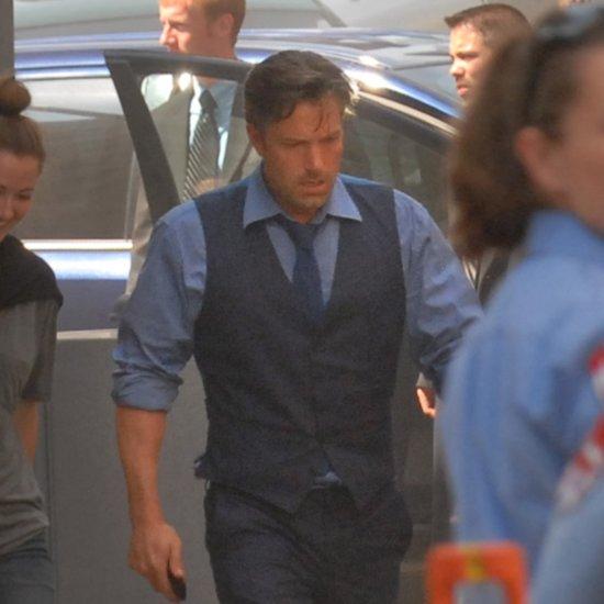 Ben Affleck as Bruce Wayne Pictures