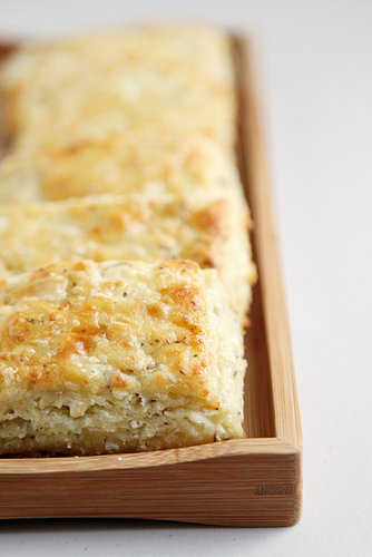 Herbed Feta Buttermilk Biscuits