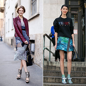 Model Off-Duty Street Style Pictures