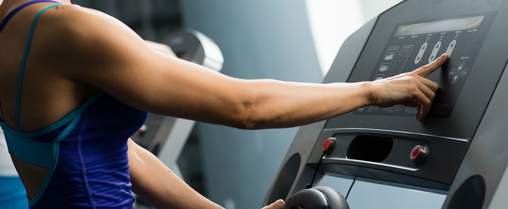 A Kick-Your-Own-Ass Treadmill Workout