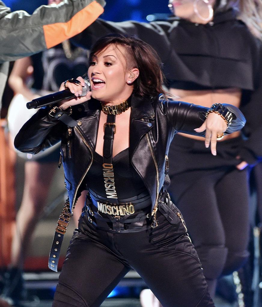 Demi Lovato = Demetria Devonne Lovato