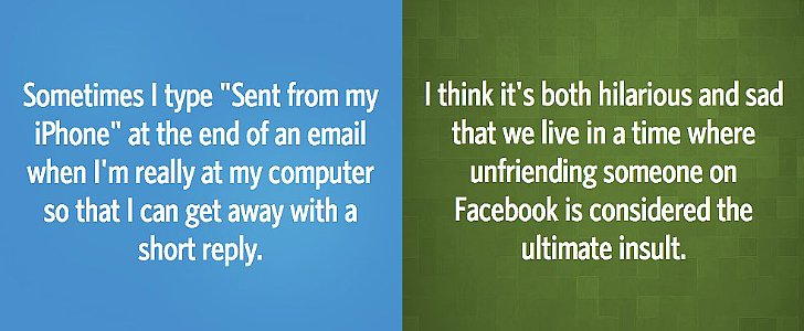 Tech Confessions Anyone In Their 20s Will Relate To