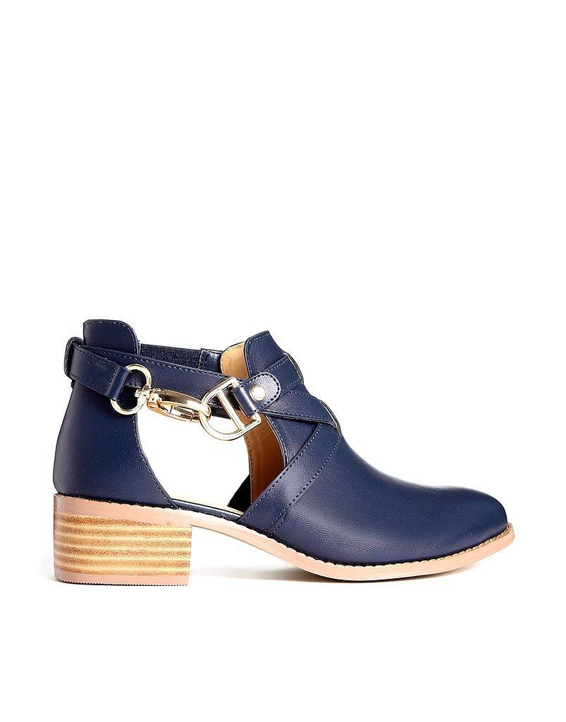 Cutout Boots
