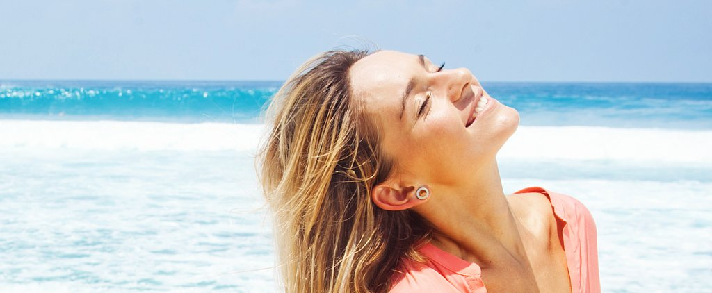 DIY a Natural Highlight Spray With Products You Already Own