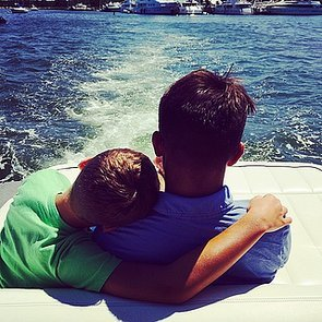 Joaquin-Michael-Consuelos-demonstrated-how-brotherly-love