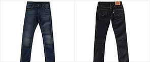 Levi's Takes Kids' Jeans to the Next Level With Knit Denim