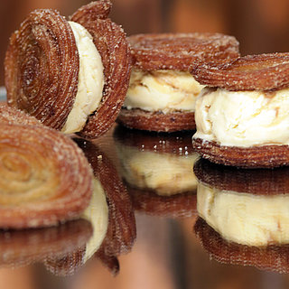 Churro Ice Cream Sandwich Recipe
