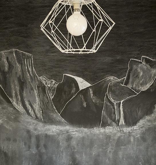 Chalkboard Art Space