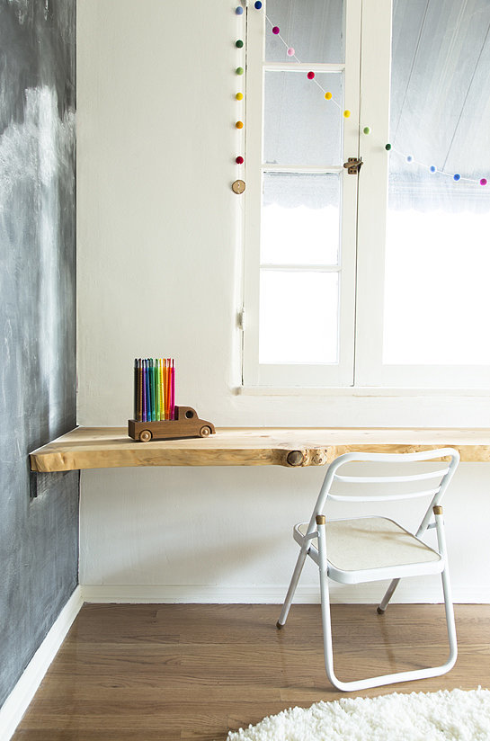 Minimalist Desk Space