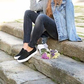 Ways to Wear Slip-On Sneakers