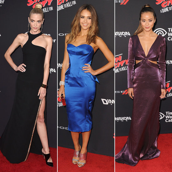 Celebrity Style Poll Jessica Alba Jaime King Jamie Chung