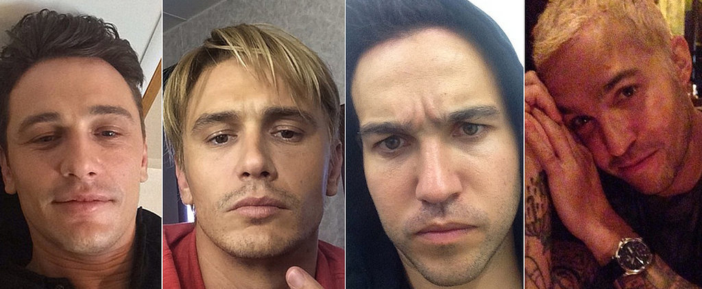 Do These Hollywood Hunks Prove That Blondes Have More Fun?