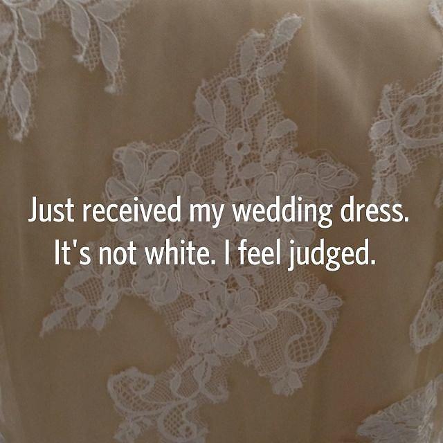 We're not judging.