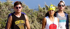 Zac Efron and Michelle Rodriguez's Fling Is Over
