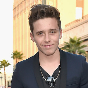 Brooklyn Beckham at If I Stay Premiere | Pictures