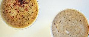 Taste-Off! Starbucks Pumpkin Spice Latte and Via Ready Brew