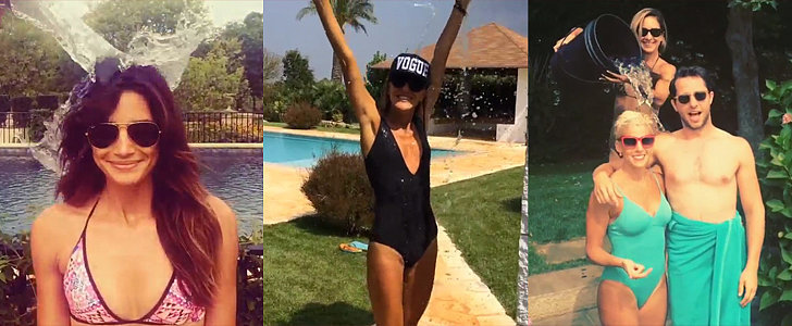 All the Fashion Insiders Who've Taken on the Ice Bucket Challenge