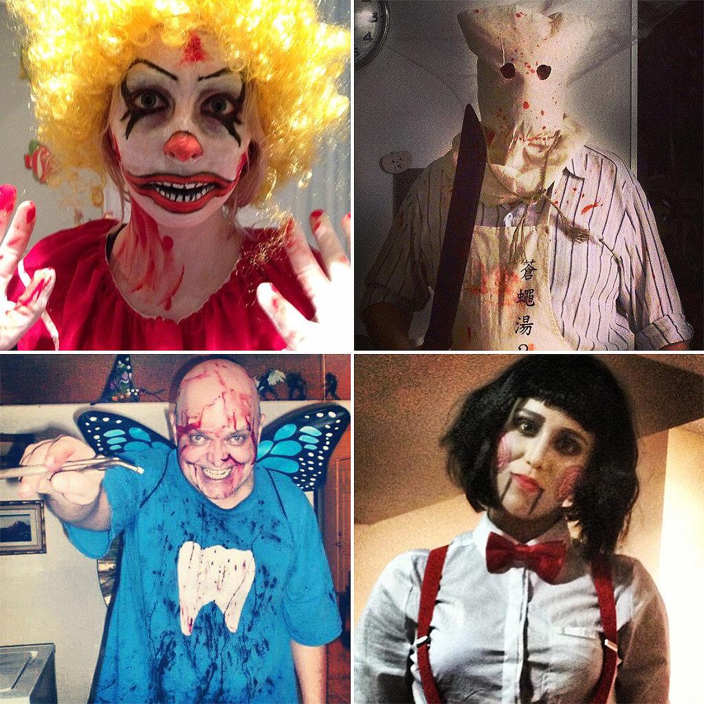 DIY Scary Halloween Costumes | POPSUGAR Smart Living