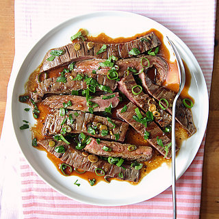 Easy Grilled Marinated Skirt Steak Recipe