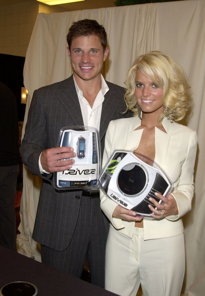 If we bring the River MP3 player back, can Nick Lachey and Jessica Simpson come back together, too?