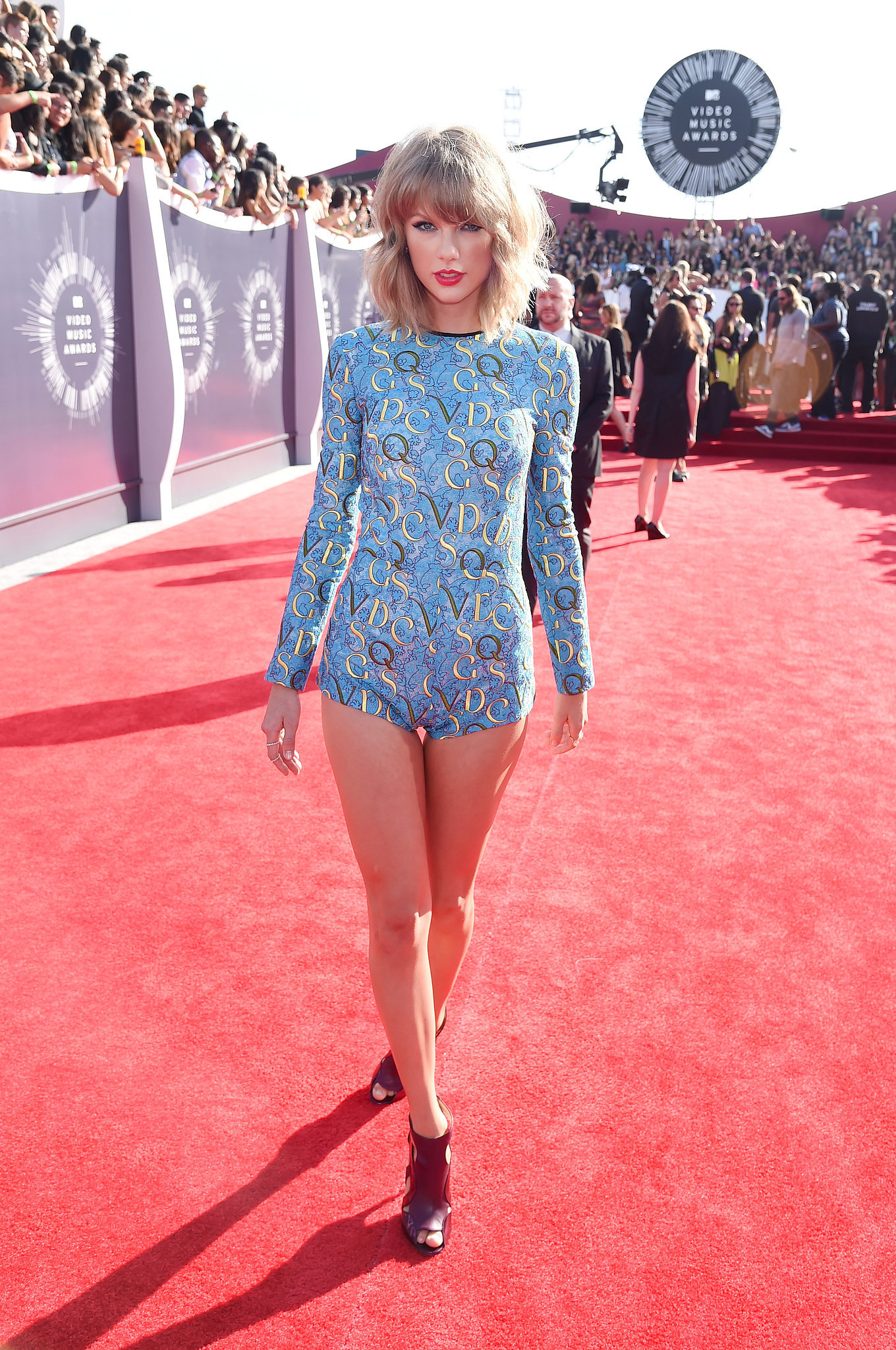 We've Never Seen Taylor Swift Quite Like This