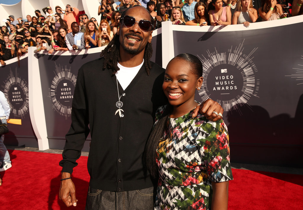 Snoop Dogg and His Daughter Cori