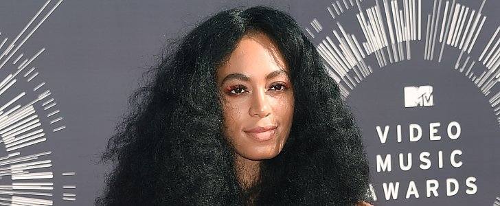 Stop, Drop, and Shop! Pull Off Red Hot Mascara Like Solange