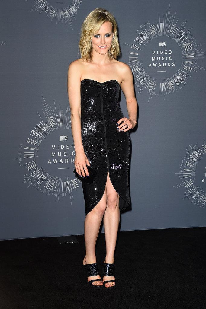 Taylor Schilling at the 2014 MTV VMAs