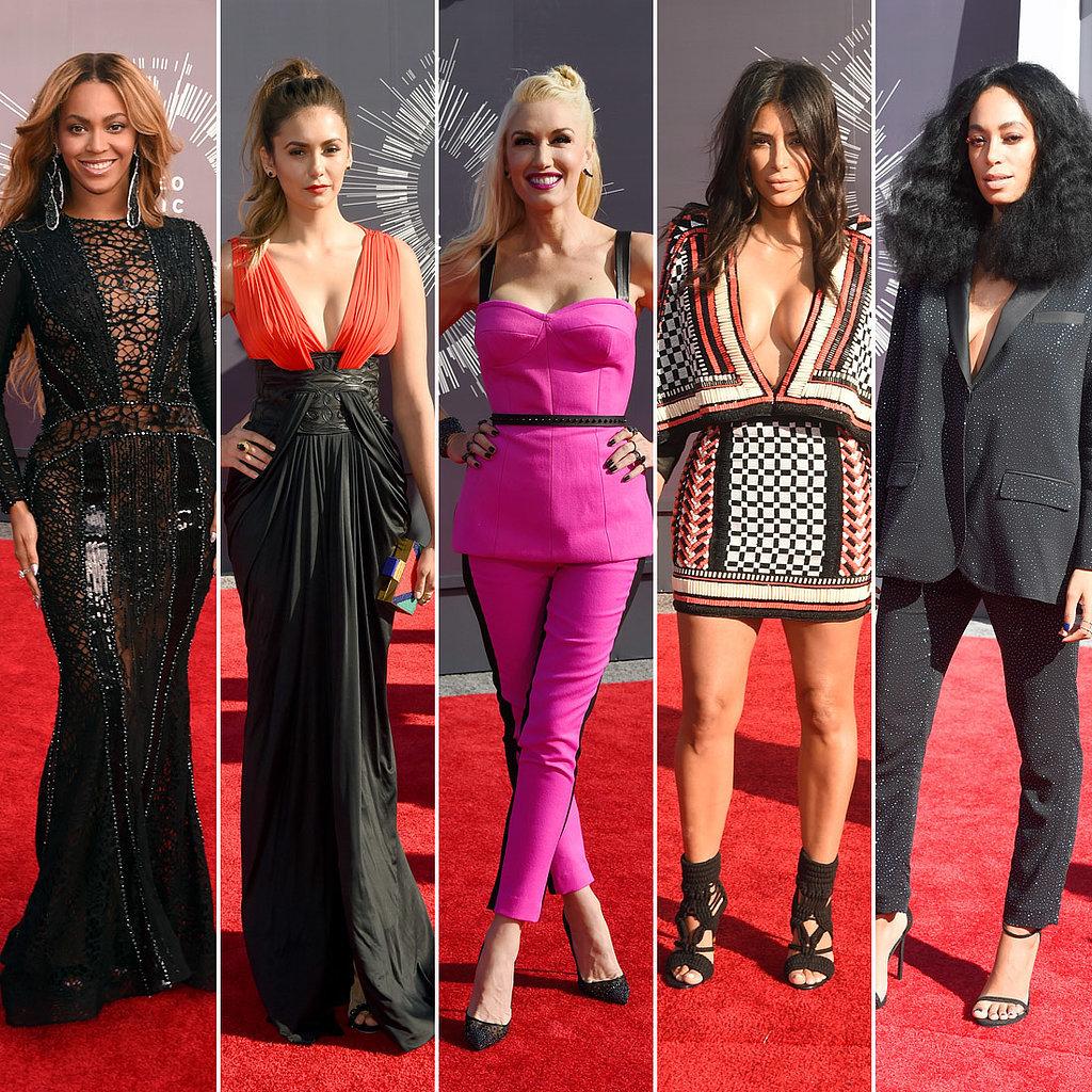 Best Dressed at VMAs 2014
