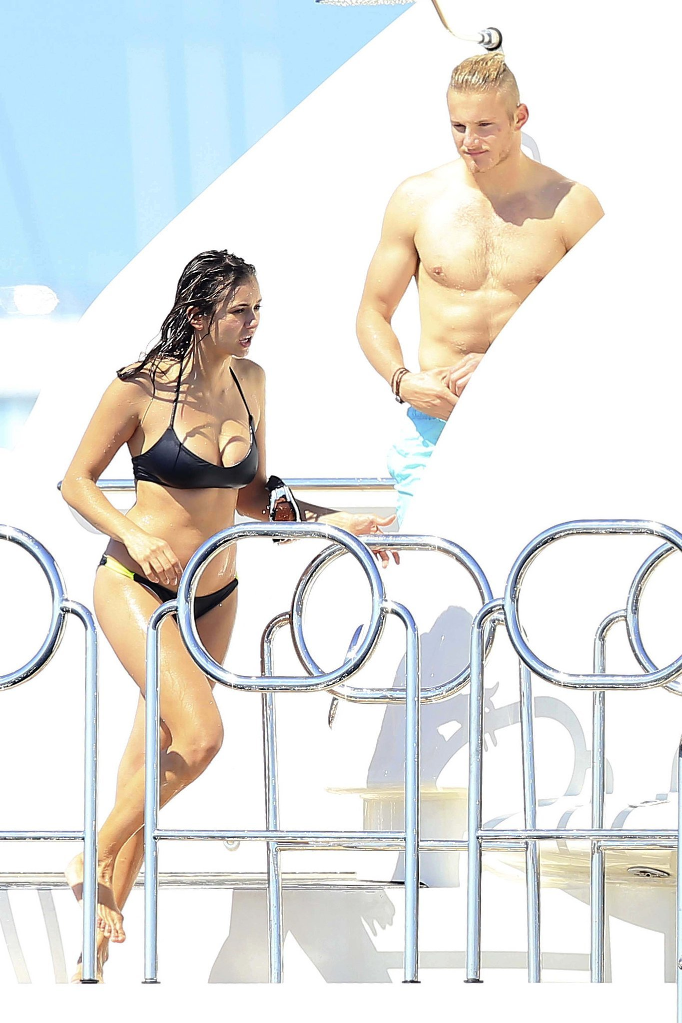 Nina Dobrev's Bikini Body Is Off the Charts