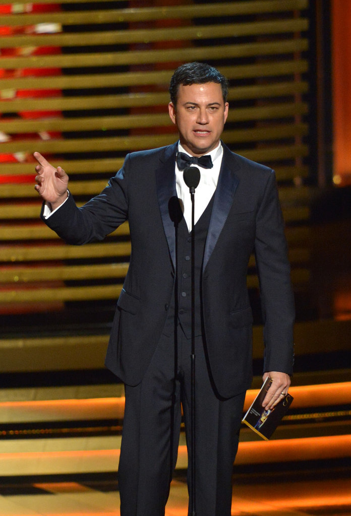 """You got so fat since the Oscars, I almost didn't recognize you."" — Jimmy Kimmel, ripping into Matthew McConaughey"