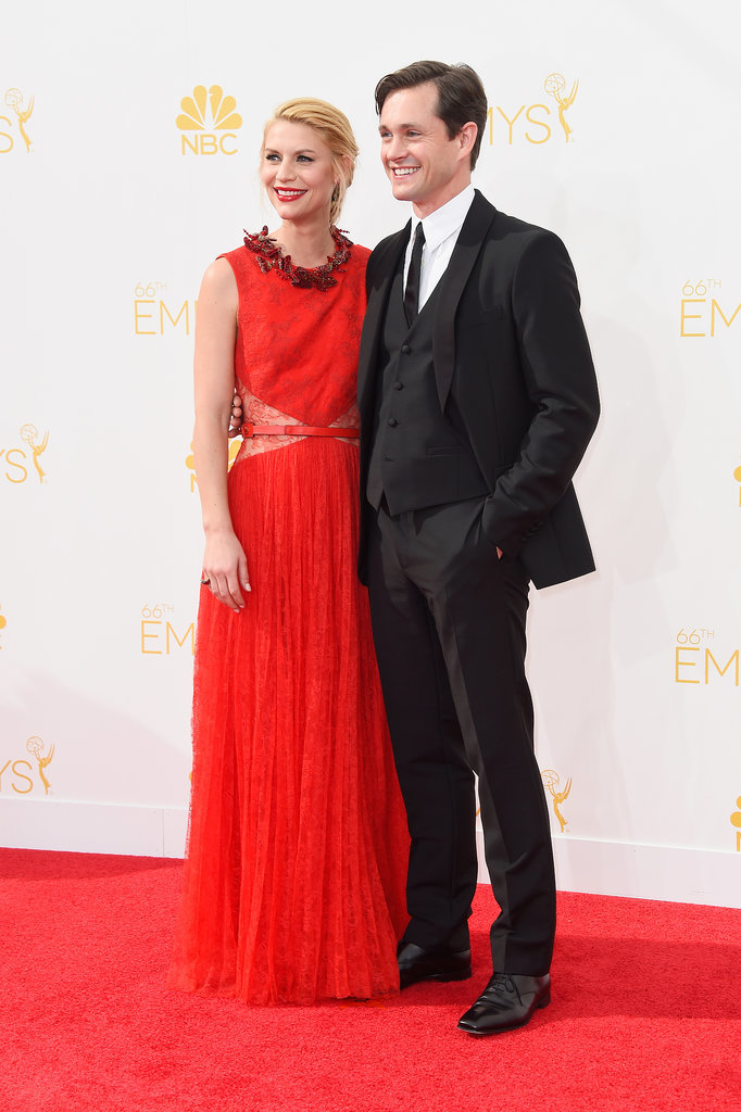 Full Length: Claire and Hugh