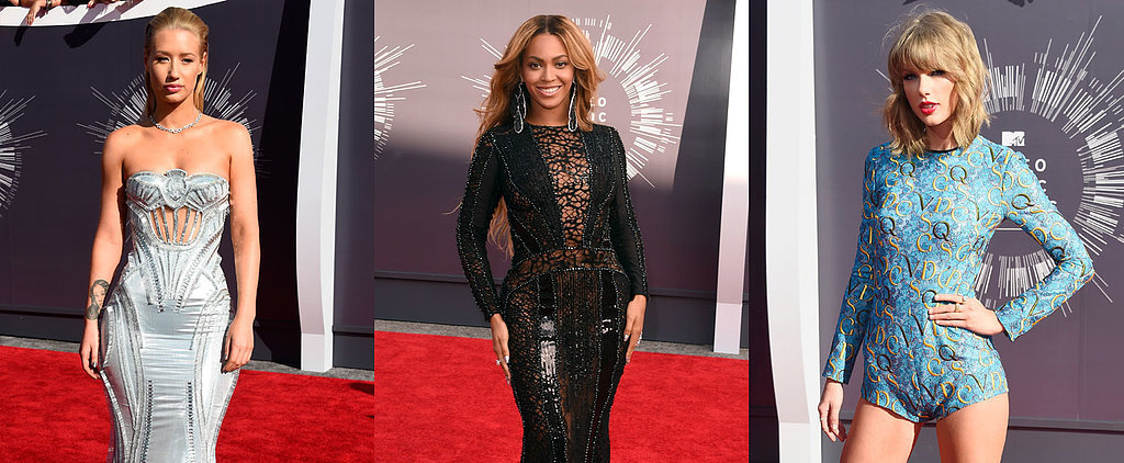 See All the Frocks and Fashion on the VMAs Red Carpet