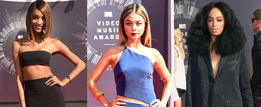 The Top 10 Best Dressed Celebrities at the 2014 MTV VMAs