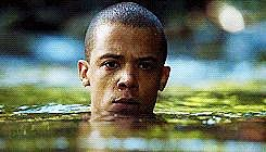 . . . and Grey Worm gets caught peeping.  Source: HBO