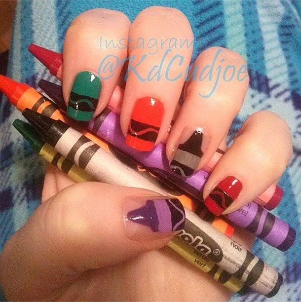Crayon Claws