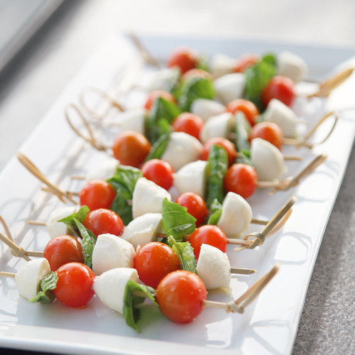 Caprese Skewers Recipe | POPSUGAR Food