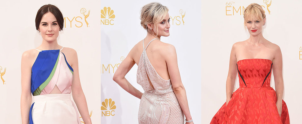See All of the Emmys Red Carpet Dresses!