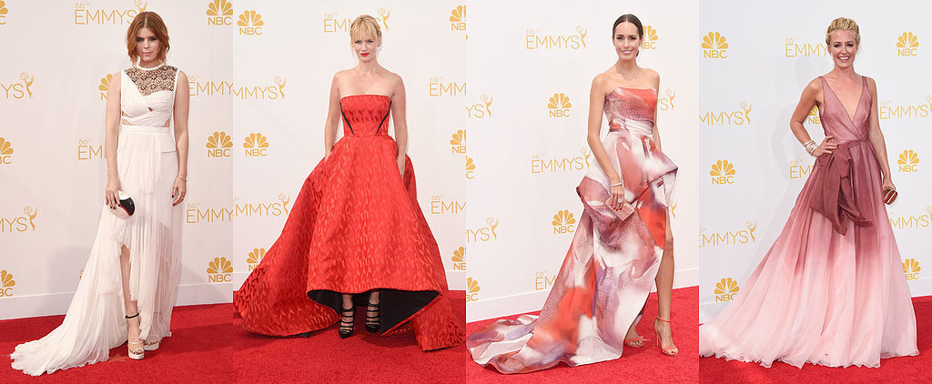 10 Reasons the Emmy Awards Is All About the Red Carpet Dresses