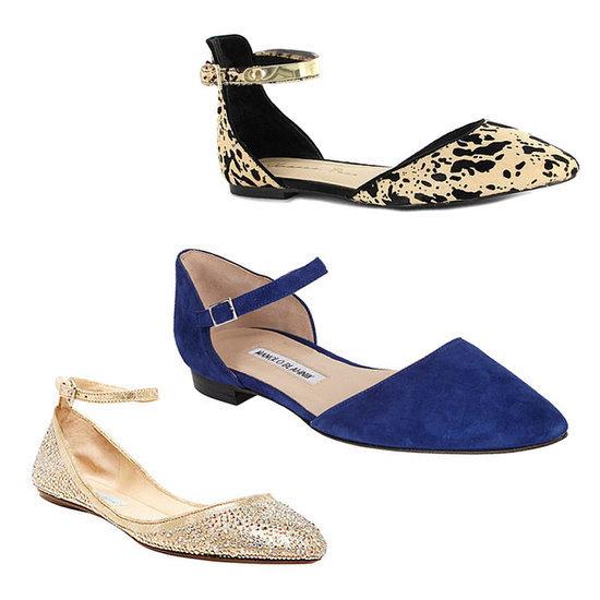 Cute Closed Toe Flats to Shop Online