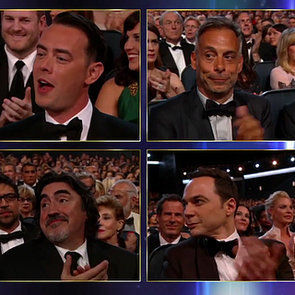 Celebrity Reaction GIFs After Losing At 2014 Emmy Awards