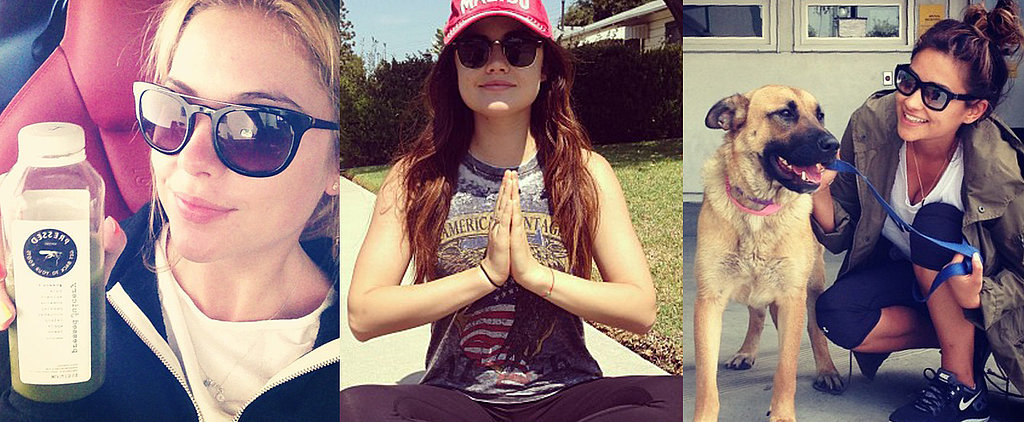 The Pretty Little Liars Reveal Their Secrets For Staying Fit
