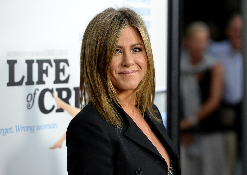 For Jennifer Aniston, Looking This Good Should Be a Crime