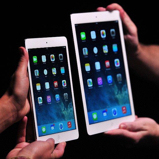 iPad With Bigger Screen 2014