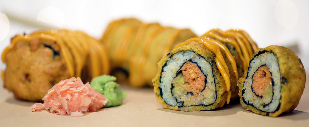 Give a Spicy Tuna Roll the State Fair (aka Deep-Fried) Treatment
