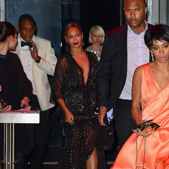 Was the Jay Z and Solange Elevator Fight a Publicity Stunt?